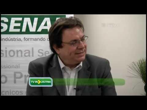 TV Indústria:Gustavo Leal apresenta o Programa Senai de Aumento da Competitividade 14.02.2012