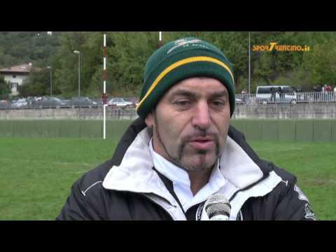 Copertina video Lagaria-Trento 14-10: Silvano Zampini