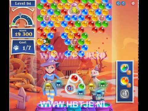 Bubble Witch Saga 2 level 94