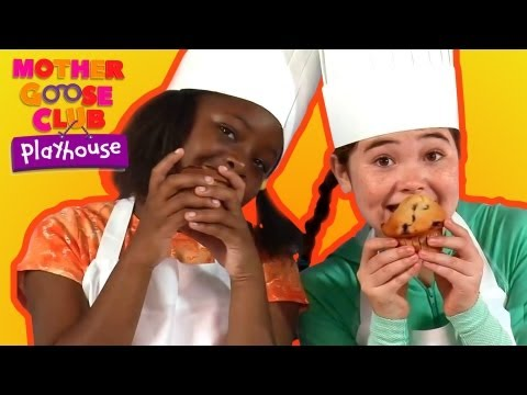 Nursery Rhymes - Muffin Man - Mother Goose Club -A0uZC8DzcOU