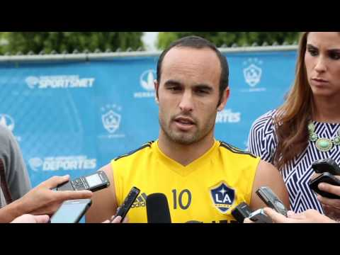 "Landon Donovan ""I deserve to be at World Cup"" (Full Interview HD)"