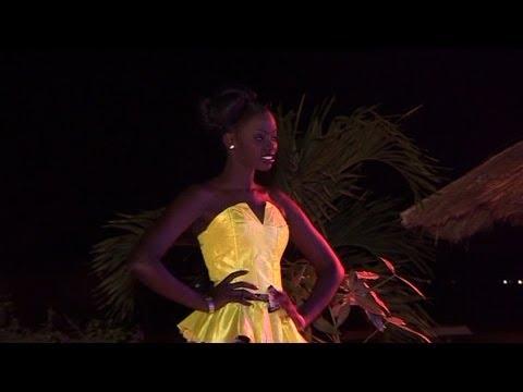 Maimouna Tall Miss Dakar 2em Passage Tenue Traditionnelle