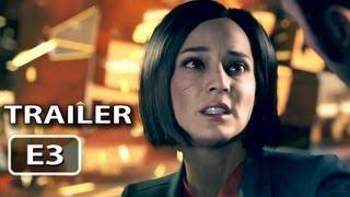 Quantum Break Trailer (E3 2013) Xbox One - HD