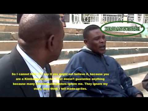 SPIRITUALITE 1 DE PAPA SIMON KIMBANGU DIANGIENDA KIANGANI NOUS KIMBANGUISTE / PAPA MATONDO MANGANI