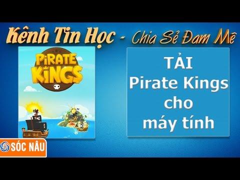 Thủ thuật Google Play : Tải game Pirate Kings cho máy tính