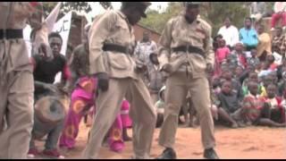 Tavaziva Dance Malawi R&D Documentary Summer 2011