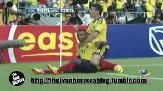 Goles De La Selección Colombia Eliminatorias Mundial