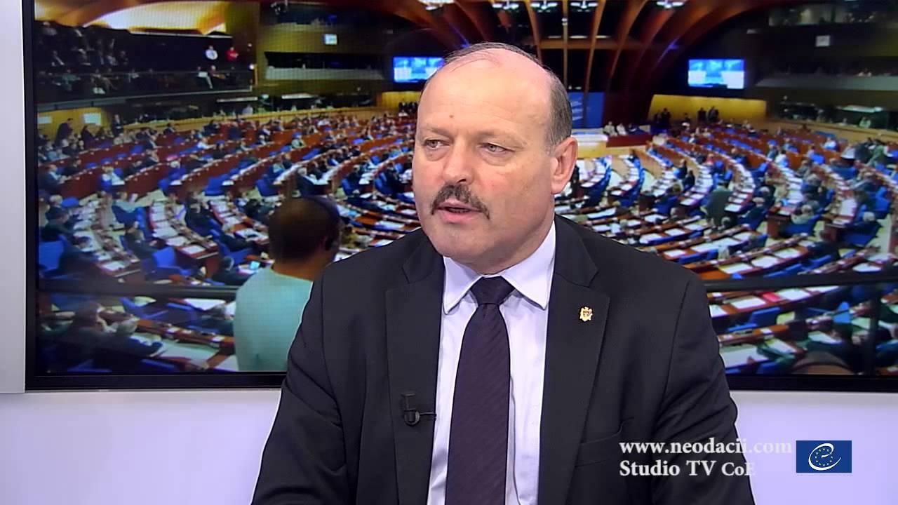 Ghileţchi, reales Președinte de Comisie la APCE