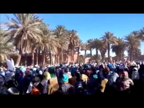Algérie: Urgent: Ain Salah 31 01 2015 Gaz de schiste
