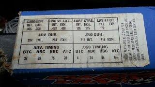 91 Chevy TBI .282 Cam