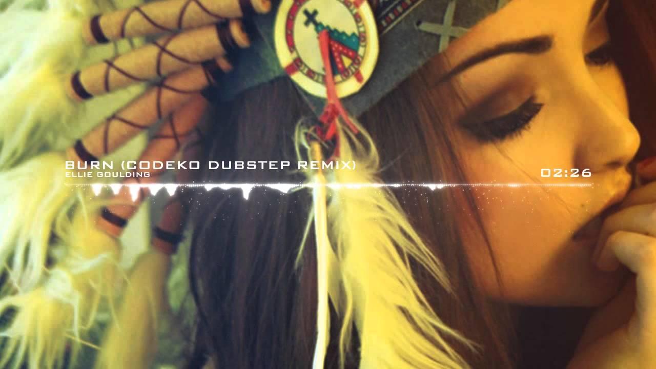 Ellie Goulding - Burn (Codeko Dubstep Remix) [Exclusive