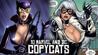 10 Times Marvel and DC Copied Each Other!