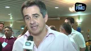 FMC Web TV com o Senador Ciro Nogueira Pres Nacional do Partido Progressista