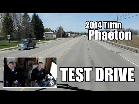 2014 Tiffin Phaeton 36GH - Motorhome Testdrive