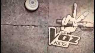 Promo 'La Voz Kids': Malú, Bisbal Y Rosario De Niños