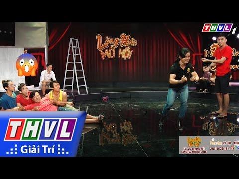 THVL | Hậu trường Làng hài mở hội - Tập 26: Xóm nghèo thất thủ - Đội Xém Cười