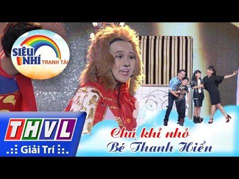 THVL | Siêu nhí tranh tài - Tập 11: Bé Thanh Hiển | Ảo thuật: Chú khỉ nhỏ