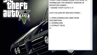 [UPDATED] Download GTA 5 Full Version For FREE