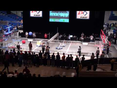 2014 FRC Silicon Valley Regional Qualification Match 21