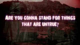 CATEGORY VI - Silence Befalls The Crowd (Lyric Video)
