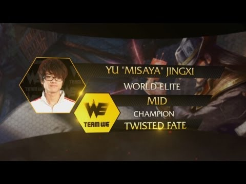 Pro Player Pick: Misaya Picks Twisted Fate