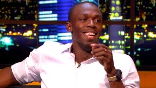 Usain Bolt on Being Fastest Man In The World