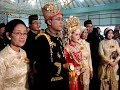 My cousin's Indonesian traditional wedding
