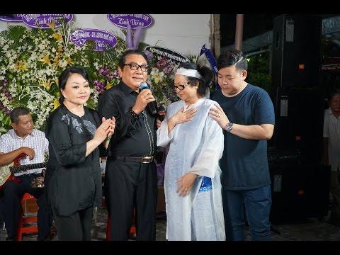 [8VBIZ] - Quang Lê, Hương Lan, Chế Thanh hát đêm tiễn biệt NSƯT Thanh Sang