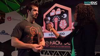 InovEduc Entrevista -  André Simões, idealizador HackPUC