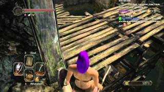 Dark Souls 2 How To Get The Vanquisher's Seal Early In