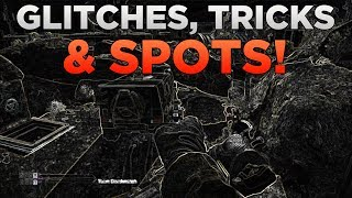 Call Of Duty: Ghosts Glitches, Tricks & Spots (Part 4