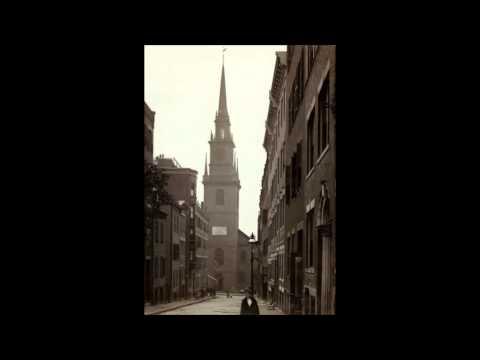 3D Still Image of the Old North Church, Boston, Massachusetts