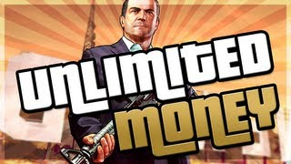 Best Way To Get UNLIMITED MONEY In Grand Theft Auto V With