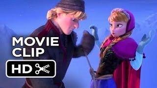 Frozen Movie CLIP That Happened (2013) Kristen Bell