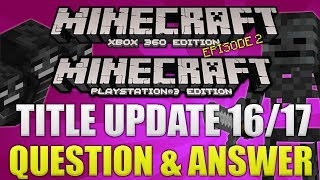 Minecraft Xbox 360 & PS3 Title Update 16/17 Wither Boss