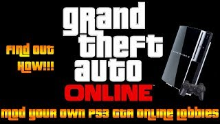 GTA 5 ONLINE: LEARN HOW TO EASILY MOD YOUR MONEY, RANK/RP