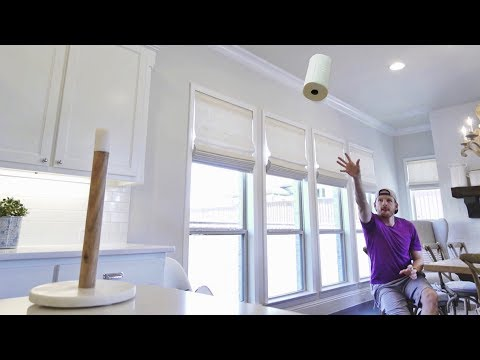 Real Life Trick Shots | Dude Perfect