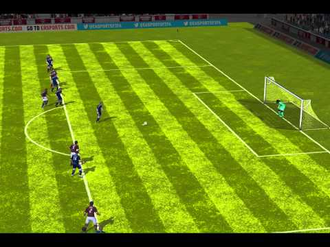 FIFA 13 iPhone/iPad - Colorado Rapids vs. Whitecaps FC