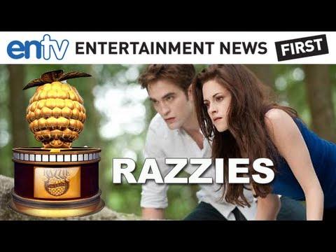 Twilight Breaking Dawn Part 2 Leads 2013 Razzie Nominations For Worst Movie: ENTV