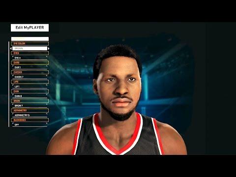NBA 2k15 MyCAREER - Neal Bridges MyPlayer Creation! MyCareer Player Settings & Opening Scene