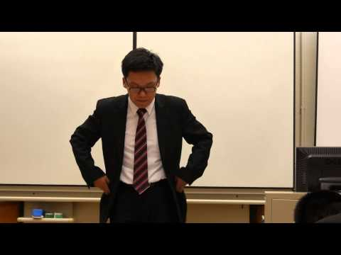 Hong Kong British Parliamentary Debating Championship 2014 - Semi-final 2