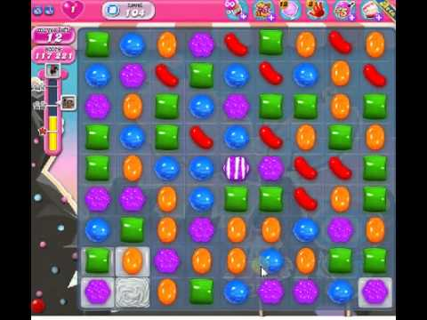 Tips To Beating Level 165 In Candy Crush
