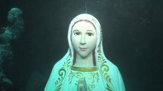 Its A Miracle Virgin Mary Statue Comes Alive Mother Mary