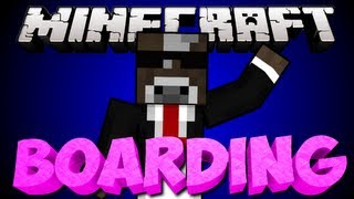 Minecraft BOARDING Server Minigame