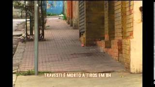 Travesti � morto a tiros no Bairro Lagoinha
