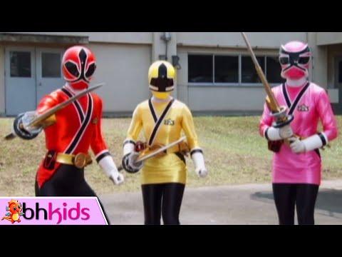 Siêu Nhân Thần Kiếm - Tập 29+30 Full HD : Tà Thú Biến Hình