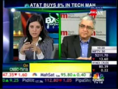 Sanjay Kalra speaks to CNBC regarding the news on AT&T buy out