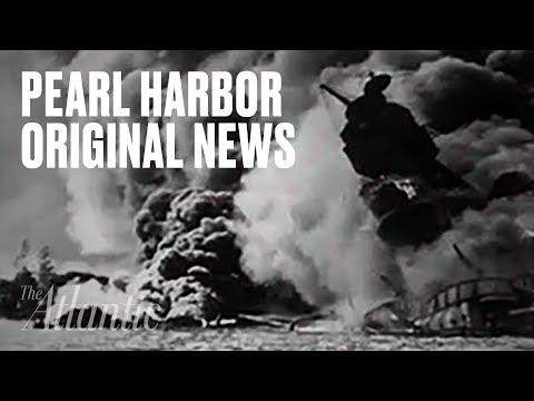 7.12.1041 - Япоците нападат Пърл Харбър