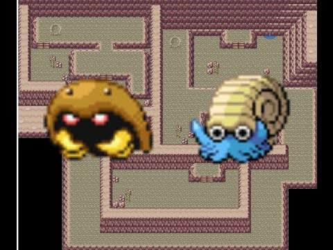 how to get kabuto in pokemon silver