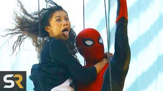 20 Behind The Scenes Moments That Ruined Marvel Movies Before They Came Out
